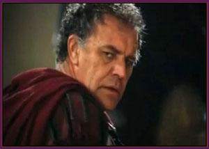 lepidus ist entsetzt von dem was er da sieht und wirft einen    Lepidus From Julius Caesar