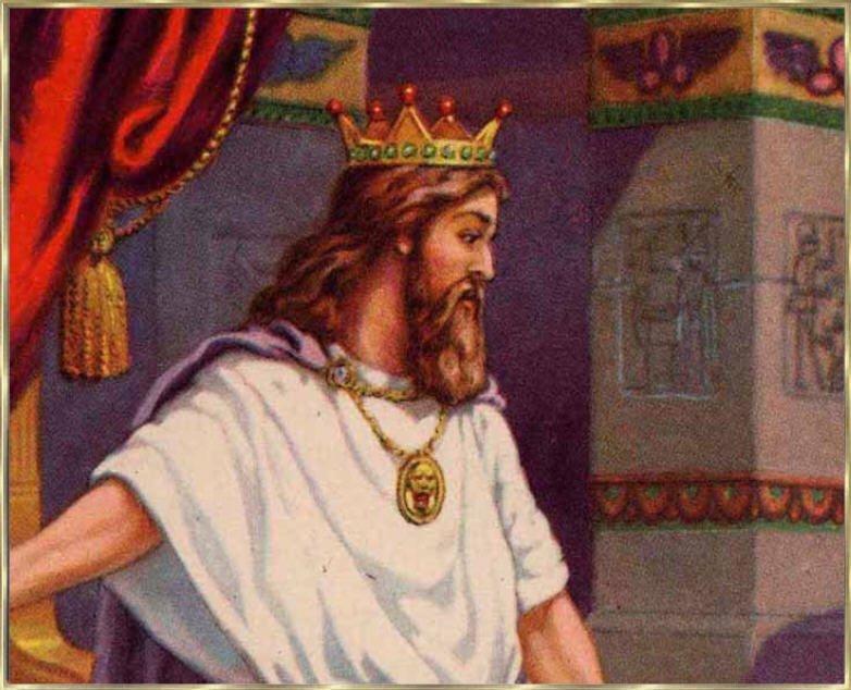 könig israel altes testament