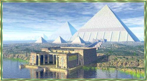 r ckblicke in die geschichte gyptens der weisse pharao. Black Bedroom Furniture Sets. Home Design Ideas