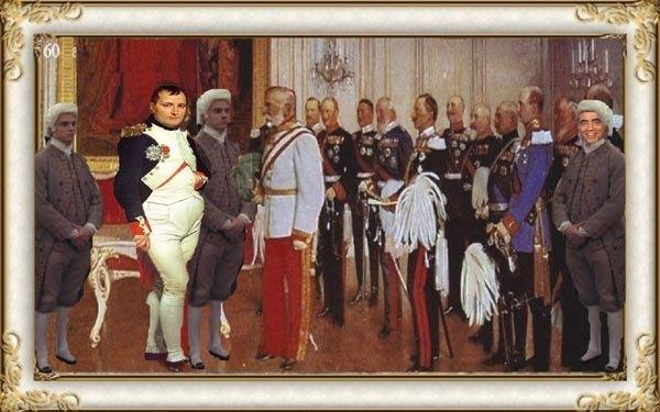 Napoleon Bonapartes Untergang
