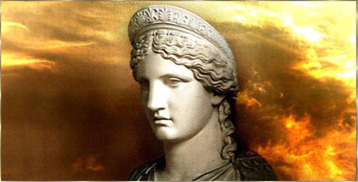 Zeus Frau