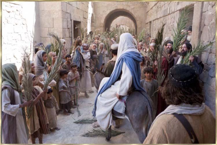 Jesus am Kreuz Ausmalbild  christkidsde