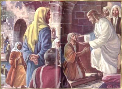 Das Neue Testament - Das Öffentliche Wirken Jesu