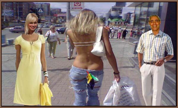 look like. Mädchen aus Dänemark not looking