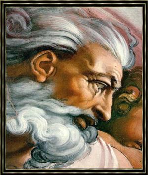 Jüdischer Gott