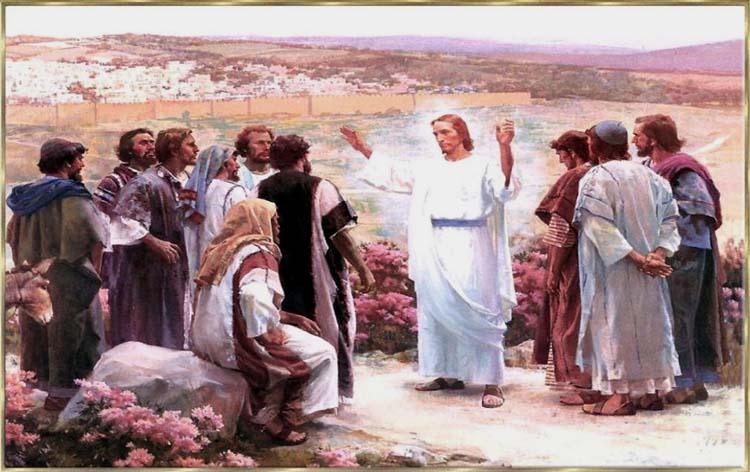 Jesus Jünger Namen